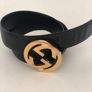 Gucci belt authentic